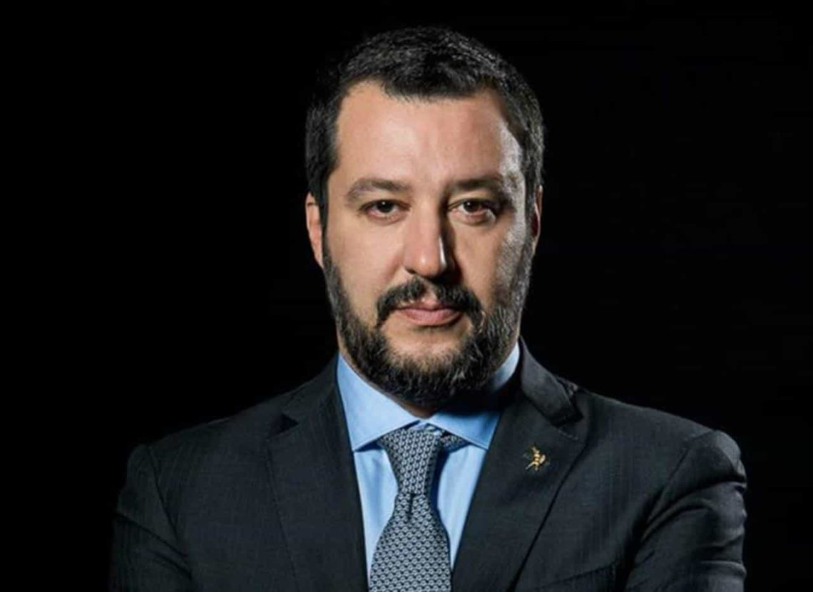 Migranti, Salvini annuncia che l'Italia non firmerà il Global compact for migration