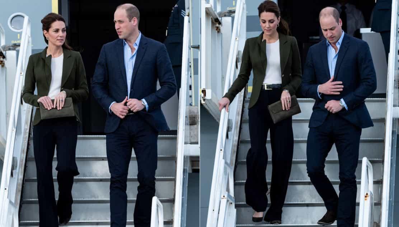 new arrival fe1c5 bd632 Kate Middleton sfoggia per la prima volta un tailleur ...