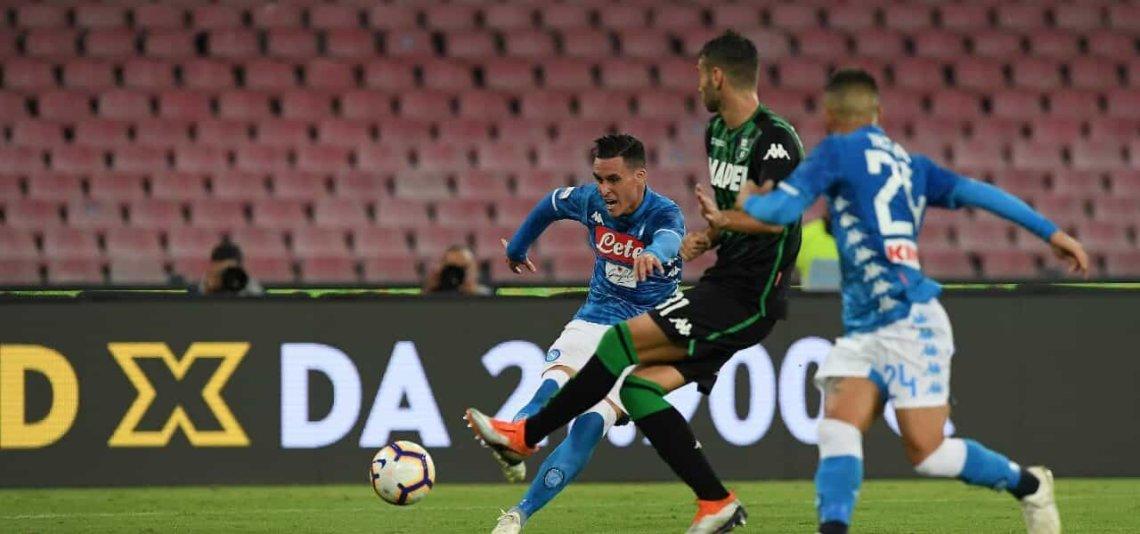Calcio, Coppa Italia 2019: Napoli Vs Sassuolo probabili formazioni e news