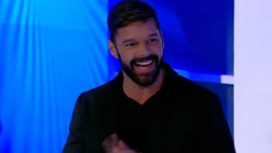 C'è posta per te, la sorpresa di Ricky Martin a Jessica!